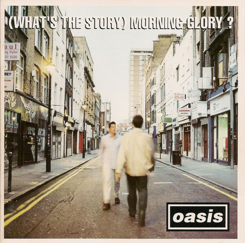 Oasis - Morning Glory
