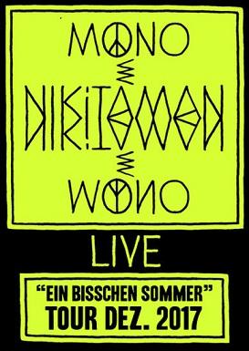 Mono & Nikitaman Tour-Logo