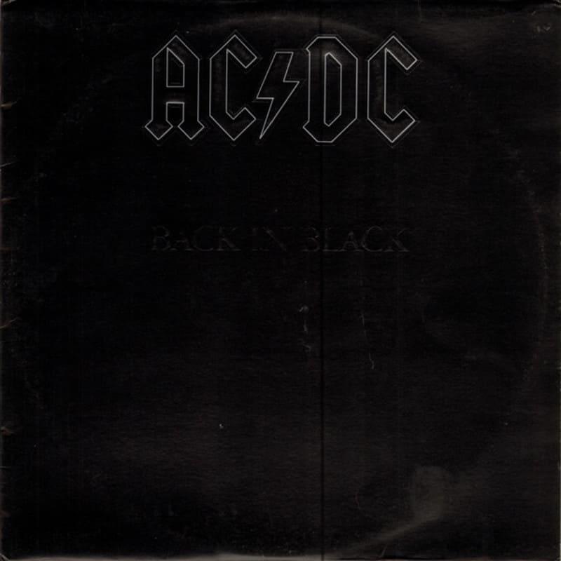 ACDC - Back In Black