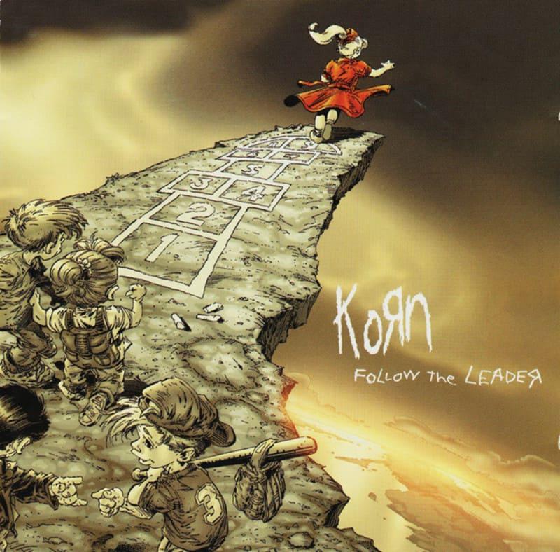 Korn - Follow The Leader_Sahneplatten